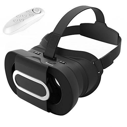 3D VR Headset Virtual Reality Universalle Brille Box für Handy Virtuelle Realität für iPhone 6S 6Plus 5S, HTC One M, Alle 4.6-6.0 Zoll Han…