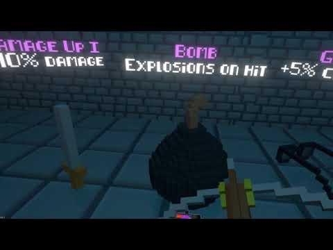 Dungeons & Schatz VR roguelike multiplayer – In Arbeit 2